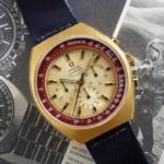 Omega Speedmaster Mark II Gold Plated