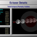 July 27 2018 Total Lunar Eclipse